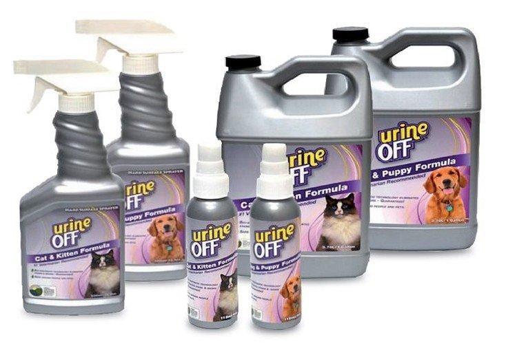 Специальные средства для борьбы с запахами - Как избавиться от запаха кошачьей мочи в квартире