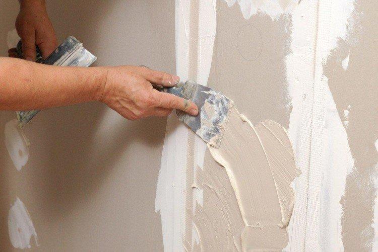 Обработка стен - Как клеить флизелиновые обои
