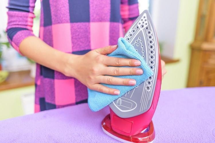 Как почистить утюг зубной пастой- рецепт пошаговый с фото