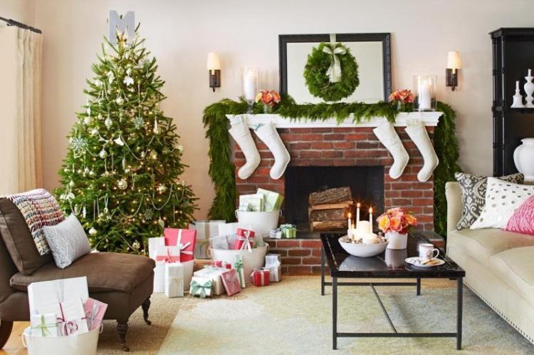 Как украсить квартиру на Новый год 2020: 8 идей декора