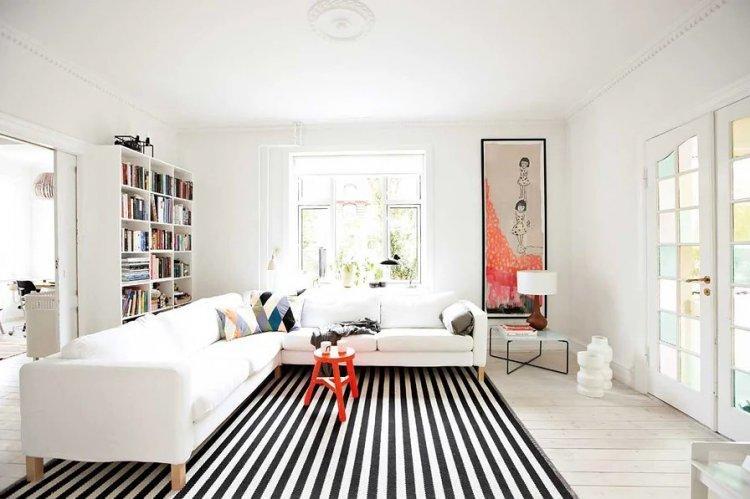 Геометрия - Как визуально увеличить комнату
