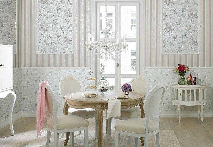 Цветочный принт - Как визуально увеличить комнату