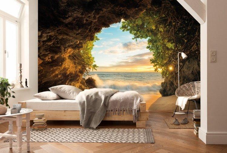 Фотообои - Как визуально увеличить комнату