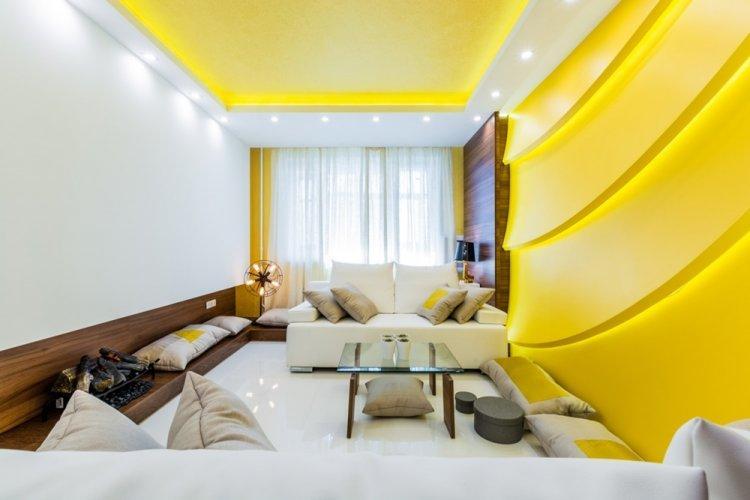 Освещение - Как визуально увеличить комнату