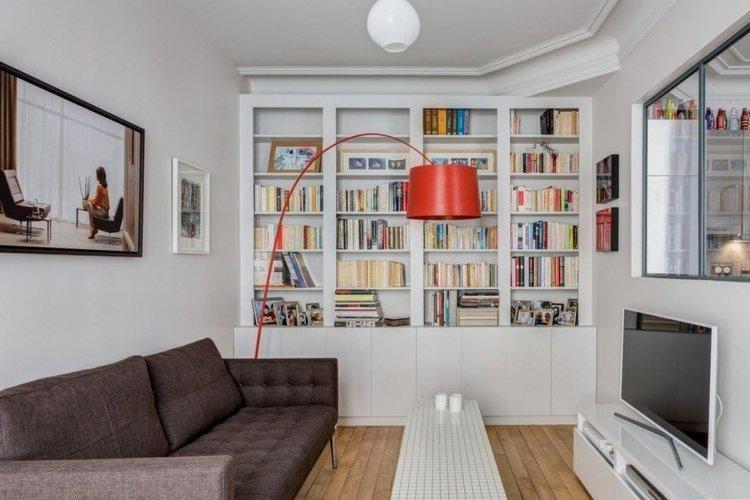 Расстановка мебели - Как визуально увеличить комнату