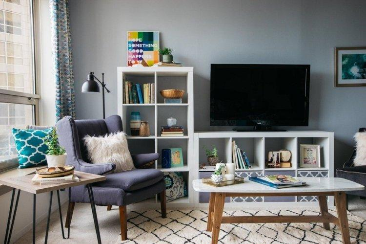 Мебель с ножками - Как визуально увеличить комнату