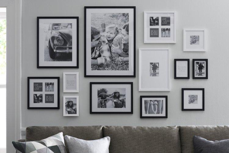 Крупный декор - Как визуально увеличить комнату