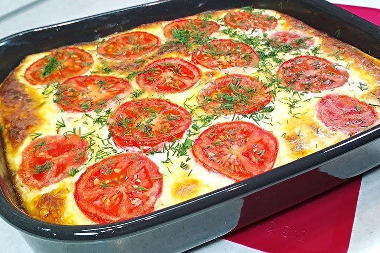 Запеканка - Картошка с мясом в духовке рецепты