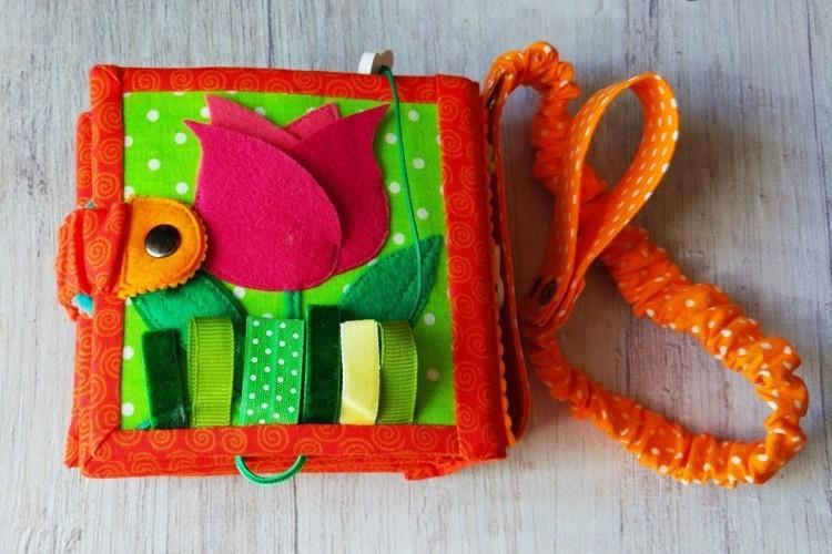 Книжка-малышка своими руками: 5 отличных идей