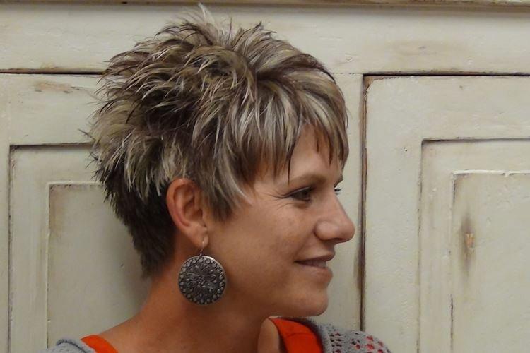 Гаврош - Короткие стрижки для женщин после 40
