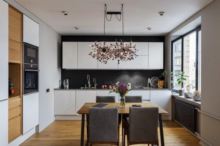 Декор - Дизайн кухни-столовой