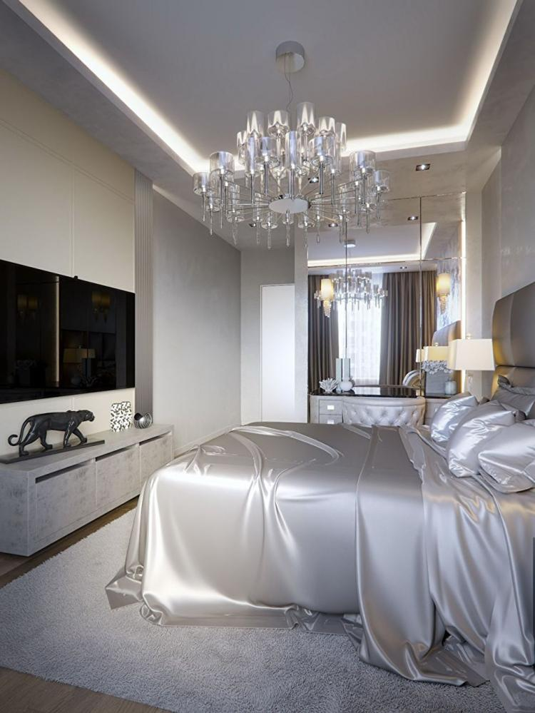 Квартира 117 кв.м. в ЖК «На Петровском»