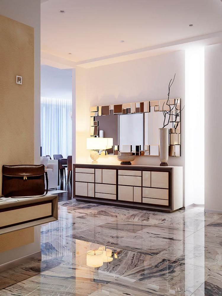 Квартира 145 кв.м. в ЖК «Парадный квартал»