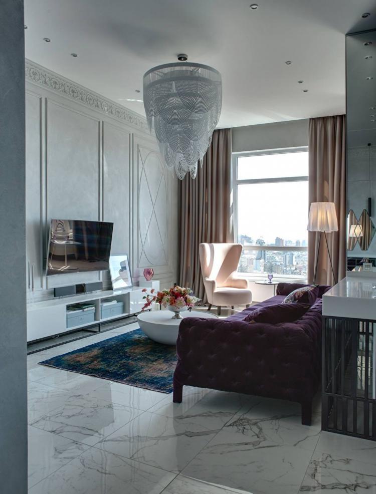 Квартира «Blossom» - дизайн интерьера