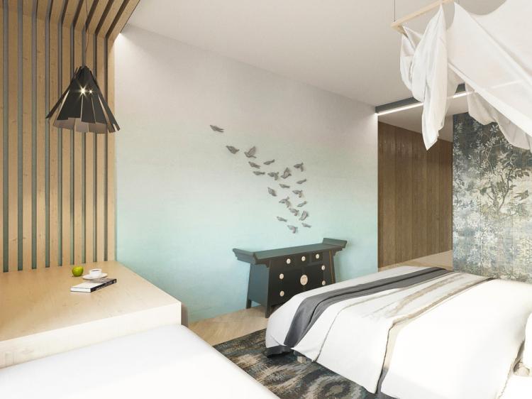 Квартира «Четыре стихии» - дизайн интерьера