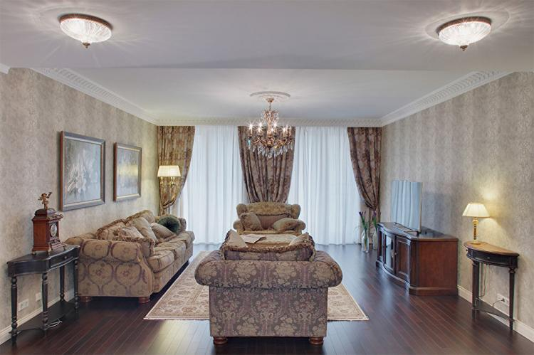 Квартира «Классический мотив» - дизайн интерьера