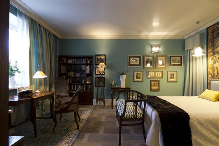 Квартира на Большой Ордынке - дизайн интерьера