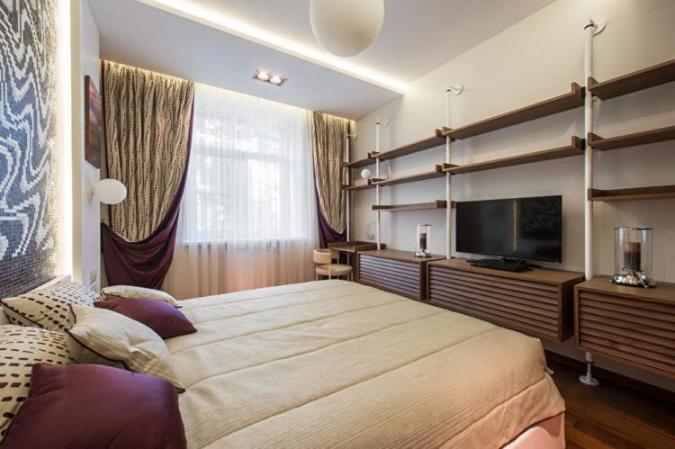 Квартира на Космодамианской набережной