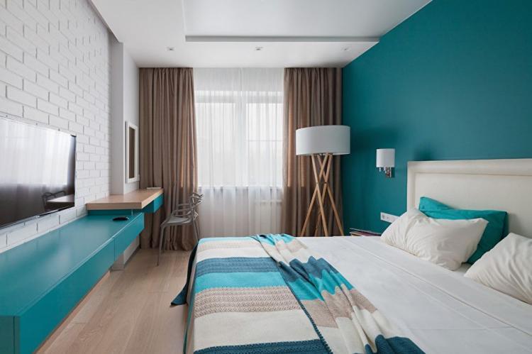 Квартира на Новом бульваре - дизайн интерьера