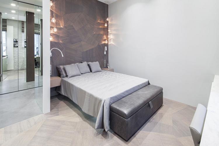 Квартира на Смоленской - дизайн интерьера