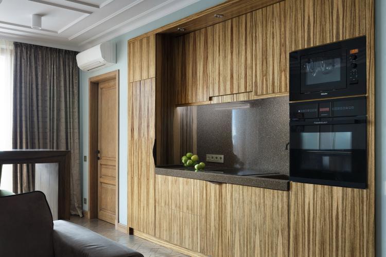 Квартира на Васильевском острове, СПб - дизайн интерьера