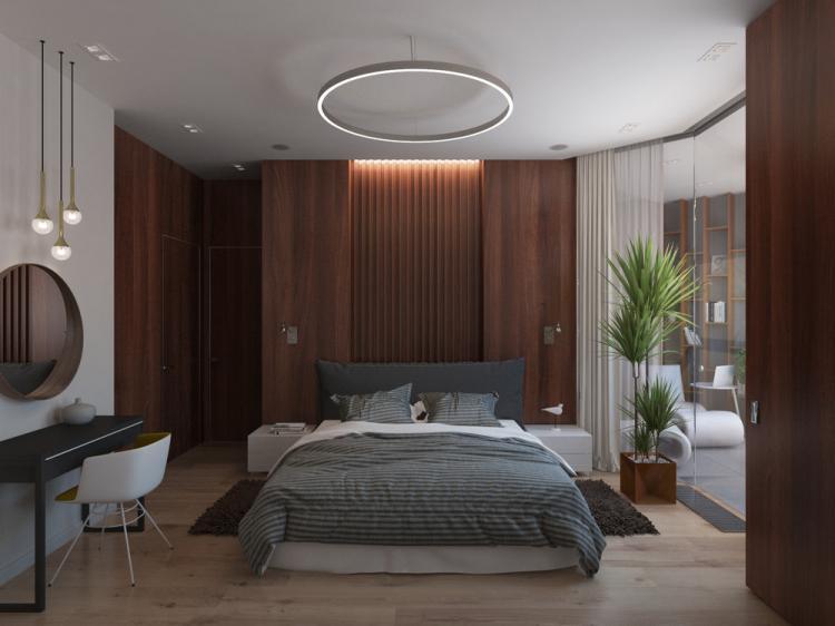 Квартира «Объединяя пространства» - дизайн интерьера