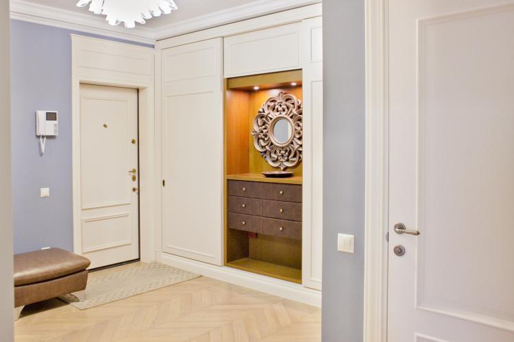 Квартира с видом на набережную, Новороссийск - дизайн интерьера