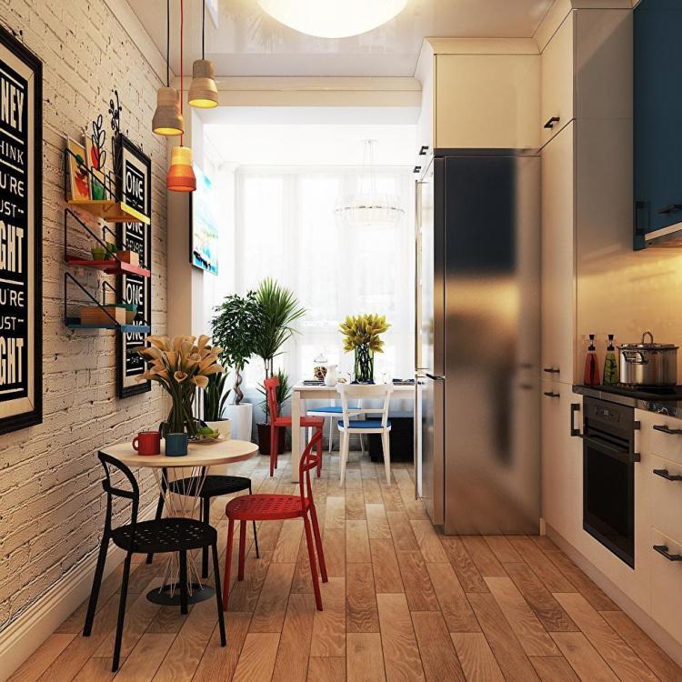 Квартира «Скандинавские мотивы» - дизайн интерьера