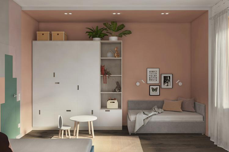 Квартира «Стильное пространство» - дизайн интерьера