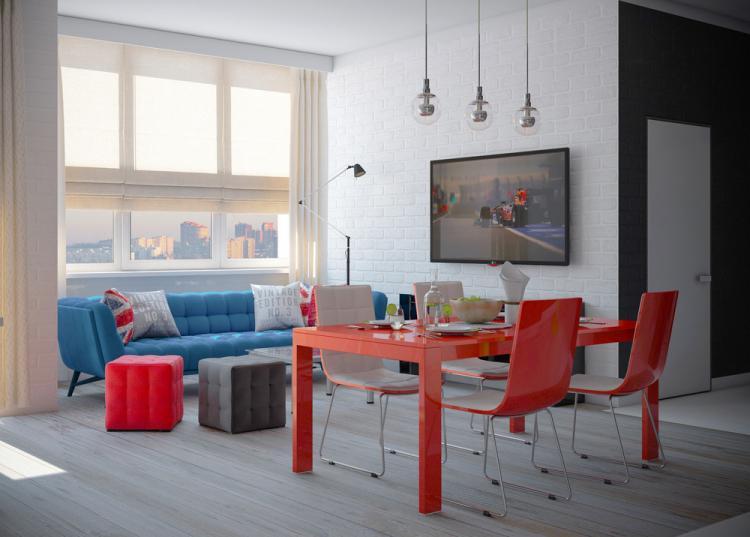 Квартира «Summer Session» - дизайн интерьера