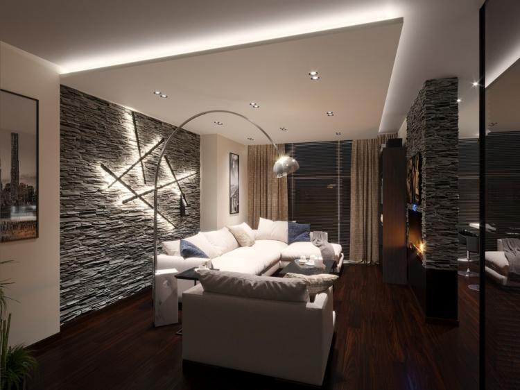 Квартира в стиле модерн