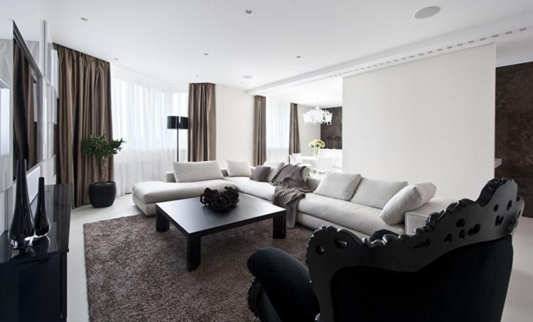 Квартира в Зеленограде - дизайн интерьера