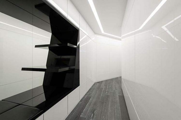 Квартира в ЖК «Аксиома» - дизайн интерьера