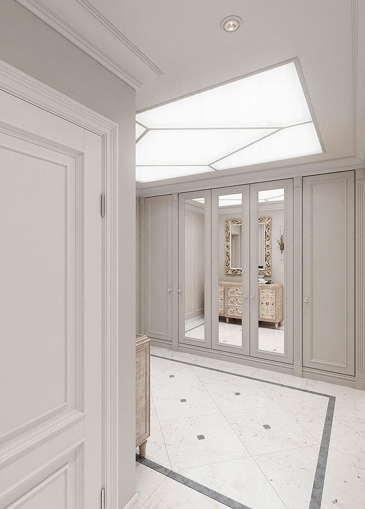 Квартира в ЖК «Дом на Тверской» - дизайн интерьера