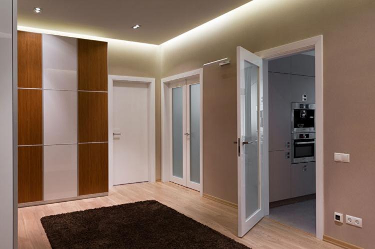 Квартира в ЖК «Изумрудный» - дизайн интерьера