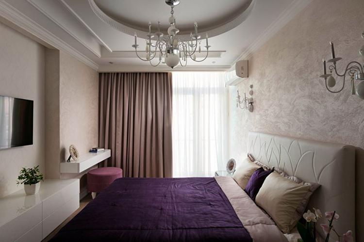 Квартира в ЖК «Комфорт таун» - дизайн интерьера