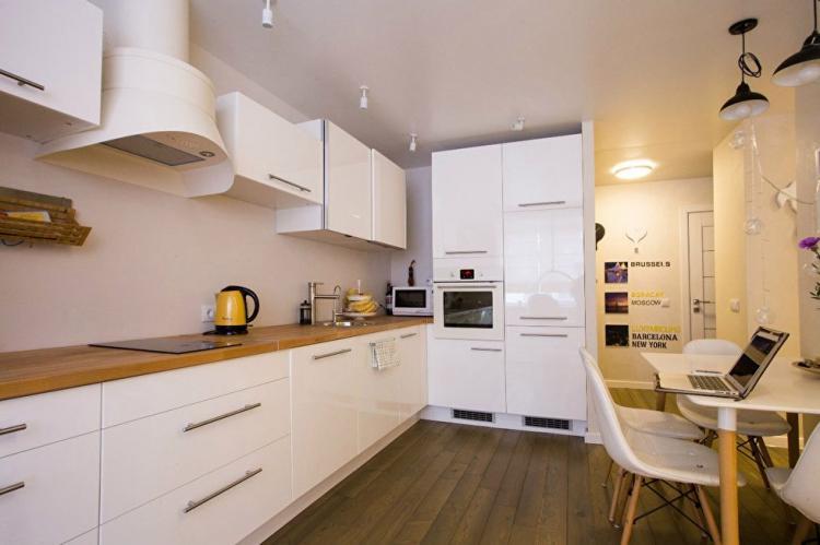Квартира в ЖК «Миргород» - дизайн интерьера