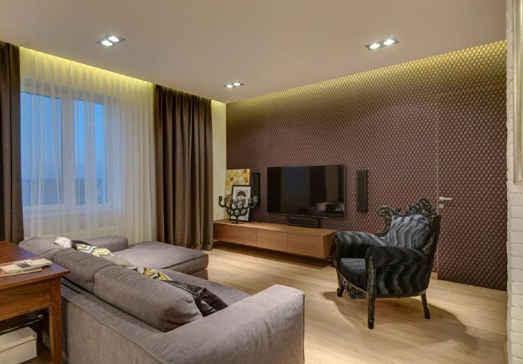 Квартира в ЖК «Монте Плаза»