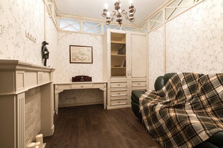 Квартира в ЖК «Нескучный сад» - дизайн интерьера
