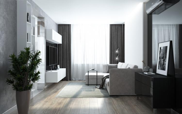 Квартира в ЖК «Новое Медведково» - дизайн интерьера