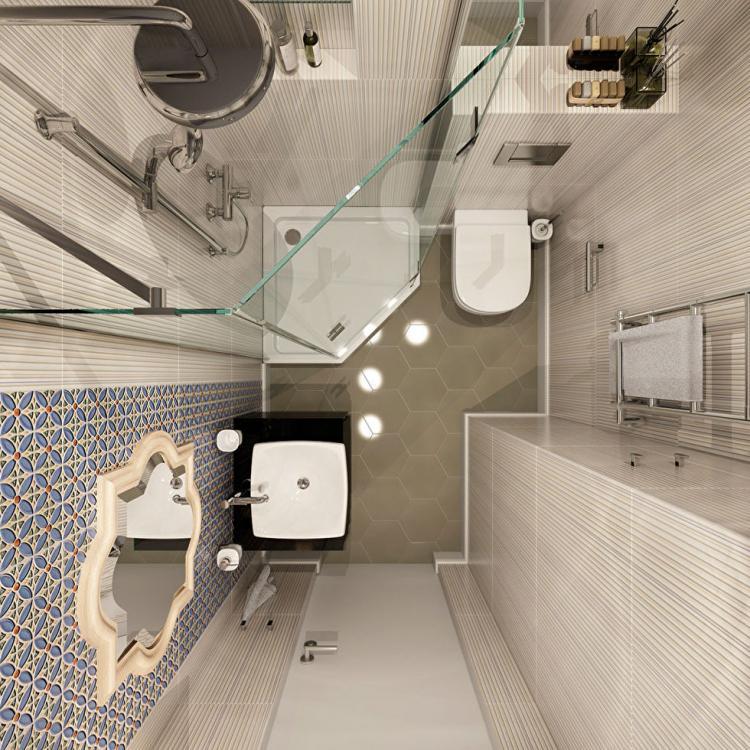 Квартира в ЖК «Смольный парк» - дизайн интерьера