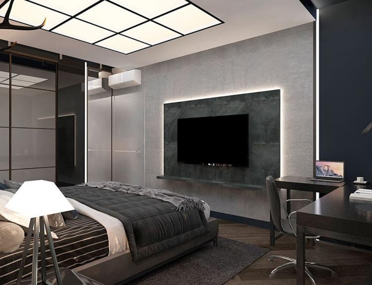Квартира в ЖК «Звезда» - дизайн интерьера