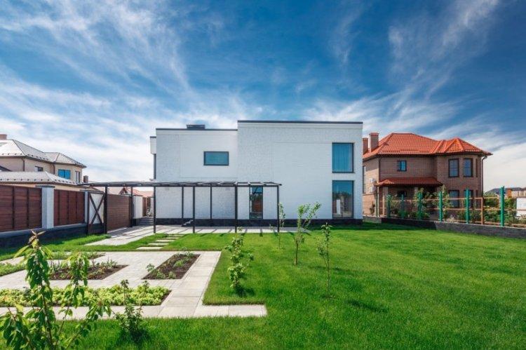 Модерн и минимализм - Стили ландшафтного дизайна дачного участка