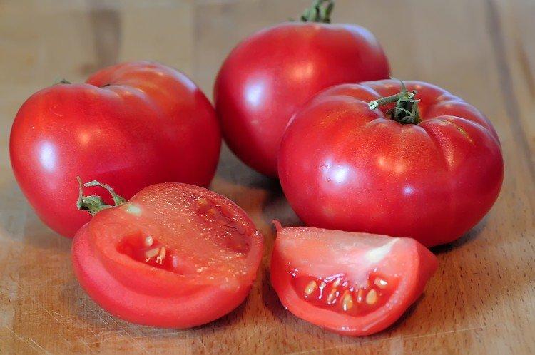 Розовый слон - Розовые сорта томатов для теплицы
