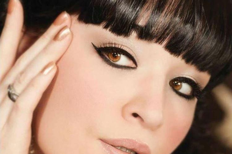 Подводка снизу - Ошибки макияжа для карих глаз