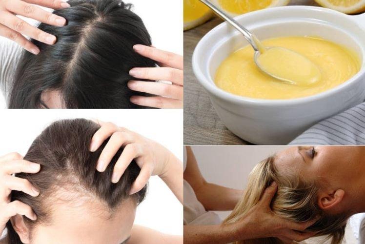 Маска для волос с кокосовым маслом и бальзамом