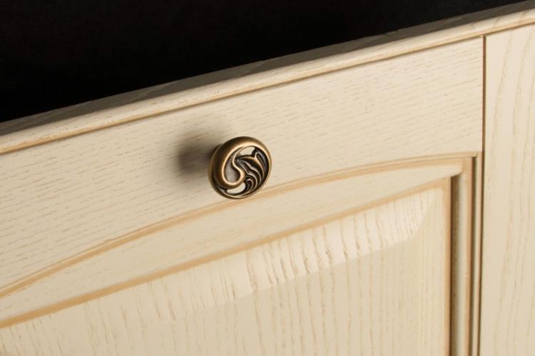 Кнопки - Виды ручек для мебели