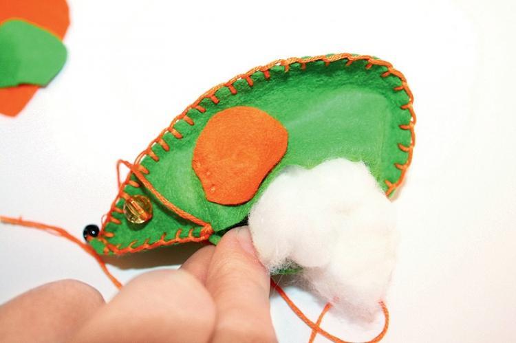 Маленький мышонок - Мягкие игрушки своими руками