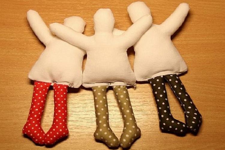 Гном Тильды - Мягкие игрушки своими руками