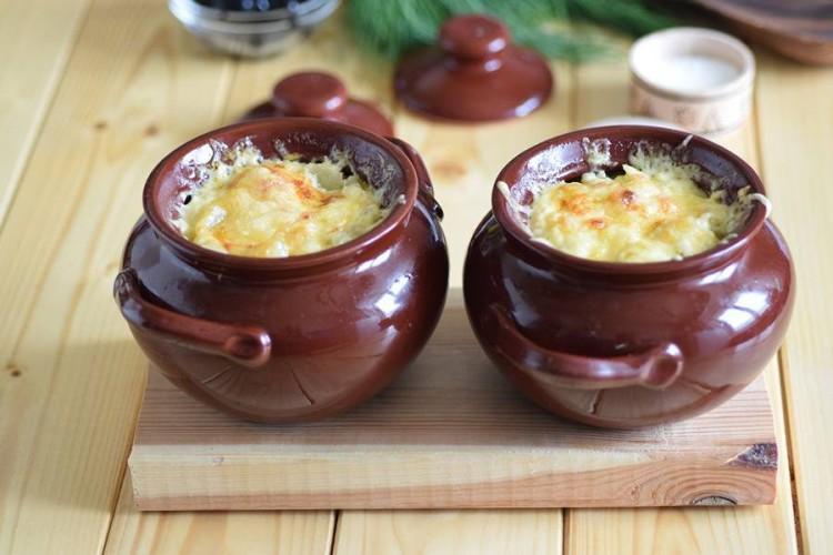 Мясо в горшочках с картошкой: 15 самых вкусных рецептов (пошагово)